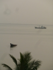 Fishing Vessels in Guinea